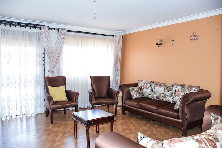 Modern, Homely 3 bedroom apartment ( Shared Condo)