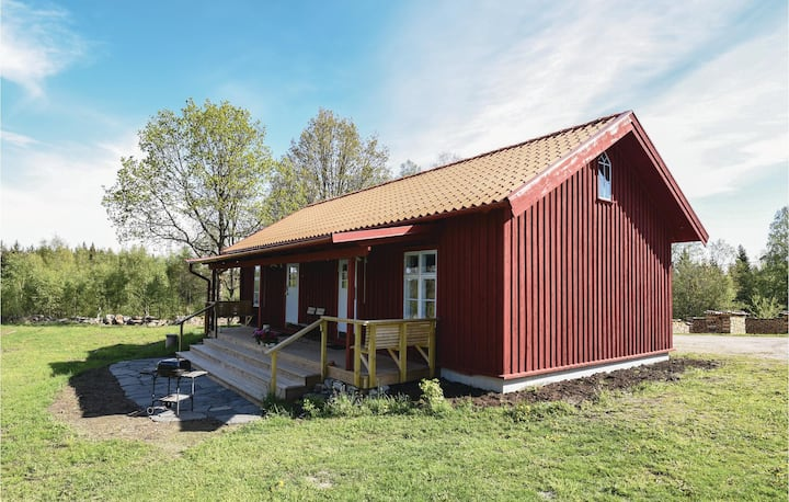 Beautiful home in hindås with WiFi and 1 Bedrooms