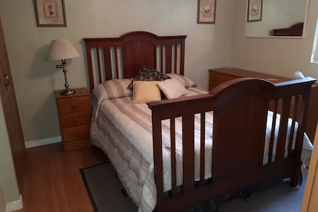 Lovely, quiet room in central,  comfortable home!