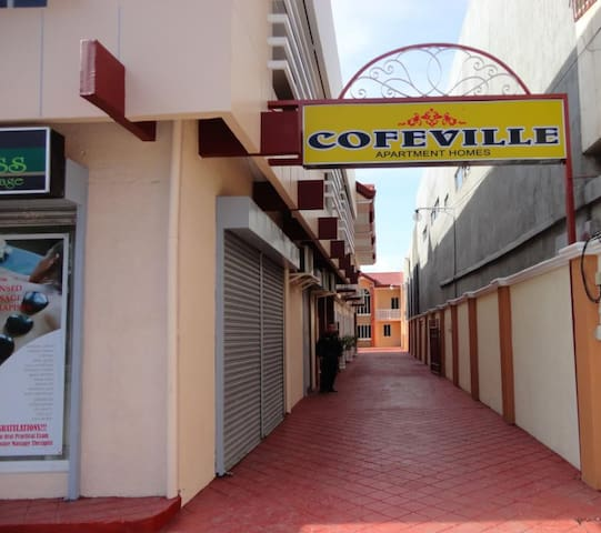 Cofeville Apartment Homes - Unit 201