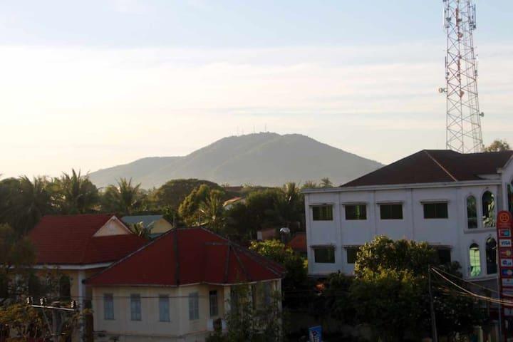 Pama Hotel, Kampong Chhnang, Cambodia - Kampong Chhnang Province - Pensió