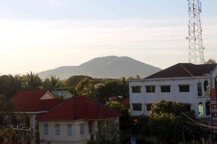 Pama Hotel & Apartment, Kampong Chhnang, Cambodia - Rumah Tamu