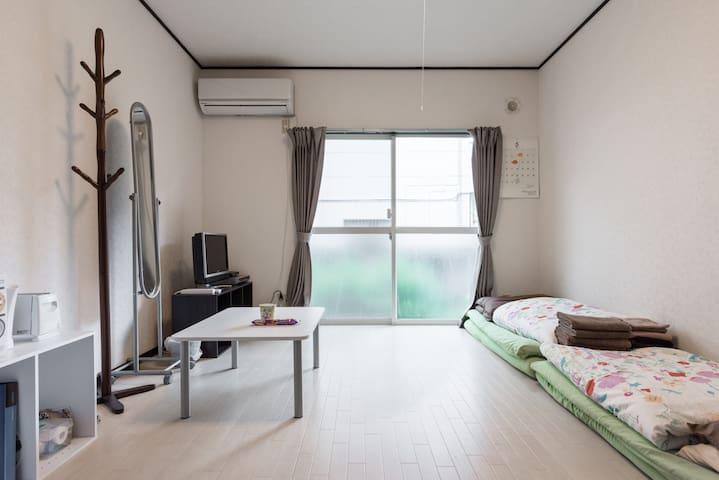 11persons Shinjuku30min Tokyo49min - Hino - Apartment