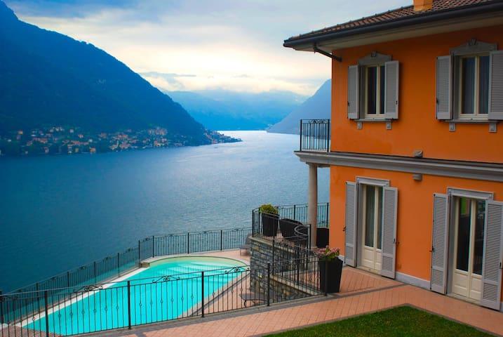 Villa da sogno sul lago di Como - COMO - วิลล่า