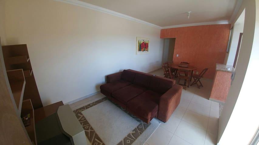 Apartamento 2 quartos - 2 vagas - Lagoa Santa - Wohnung
