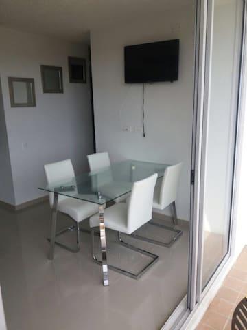 Apartamento de descanso en Tocaima - Tocaima - Lakás