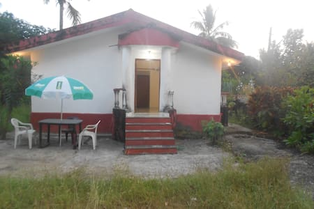 cabo de rama cottage