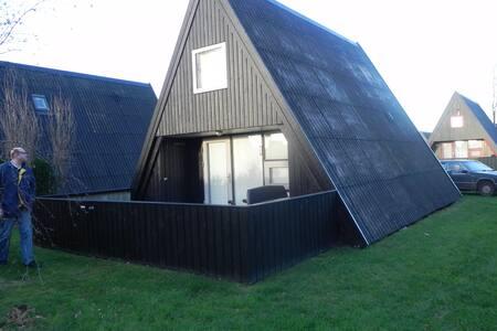 Lækkert golfhus i Himmerland med plads til 4