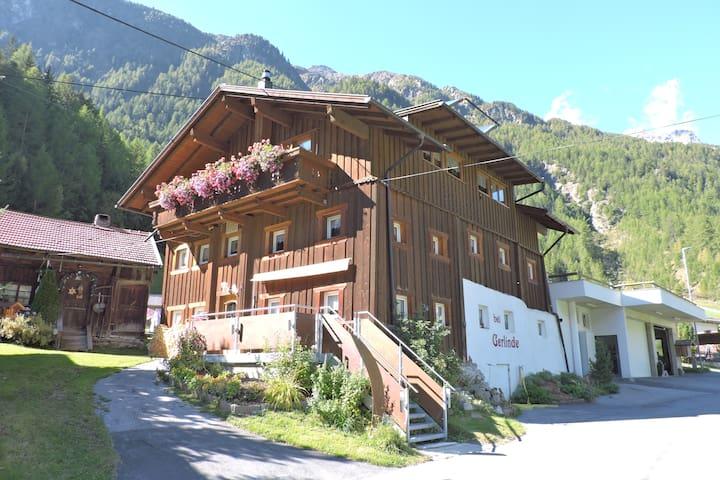 Ferienhaus Gerlinde Sölden Ötztal - Sölden - Chalet