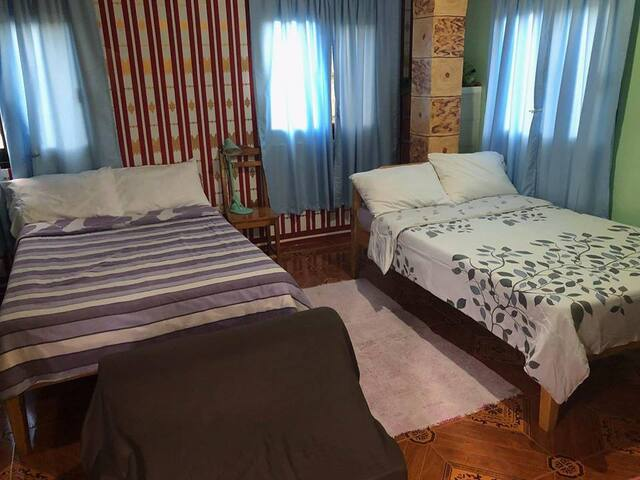 SAGADA VILLAGE BEDS Family Room (4-5 pax)