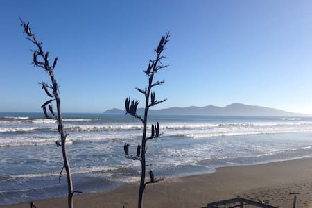 Perfect beach get-away - Paekakariki