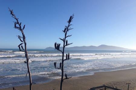 Perfect beach get-away - Paekakariki - House