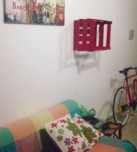 Sofá-cama e/ou rede aconchegantes! - Brasília