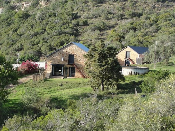 Alldays and Onions farm cottage