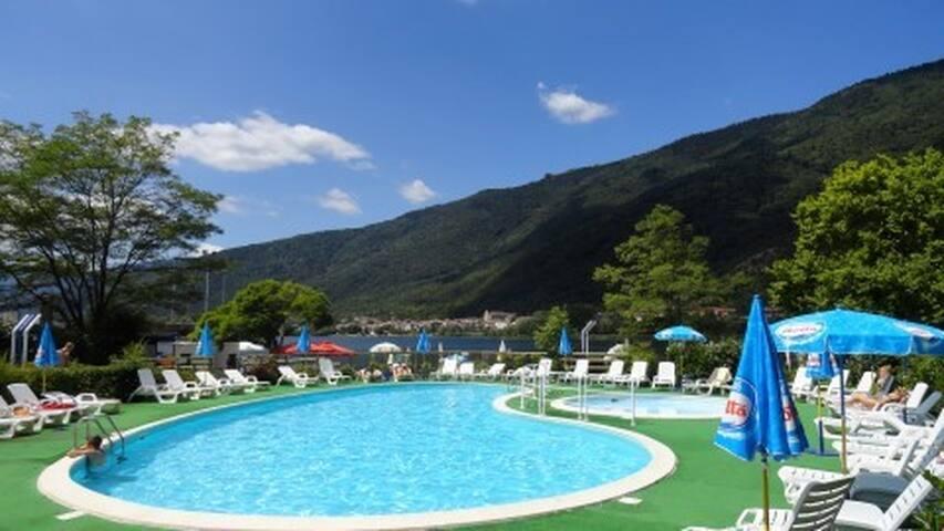 Luxe chalets aan Lago di Lago - Prosecco regio - Fratta - Chalet