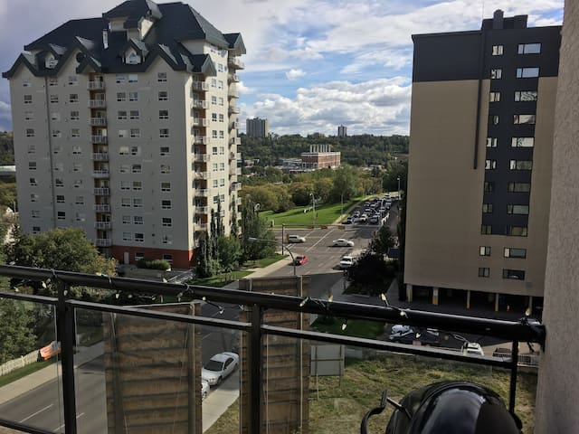 2-Bedroom with a View in Downtown Edmonton