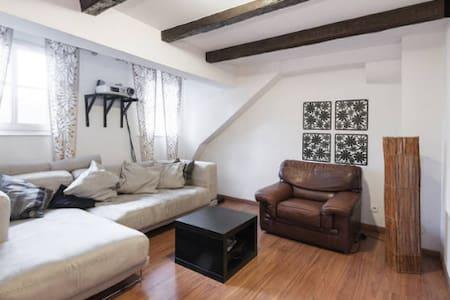 Grand logement entier hyper centre (grand rue) - Strasbourg - Appartement