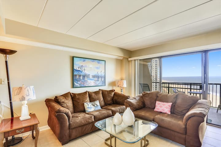 High Point South P10 - Oceanfront with Pool in N. OC