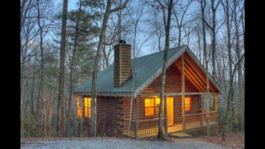 """Work from Home"" at Our Quiet Cabin! $99 Weekdays!"