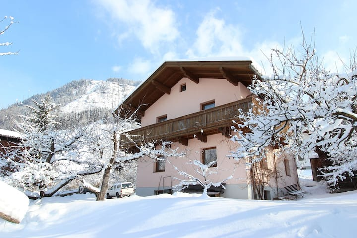 Cozy Holiday Home in Maishofen near Ski Area