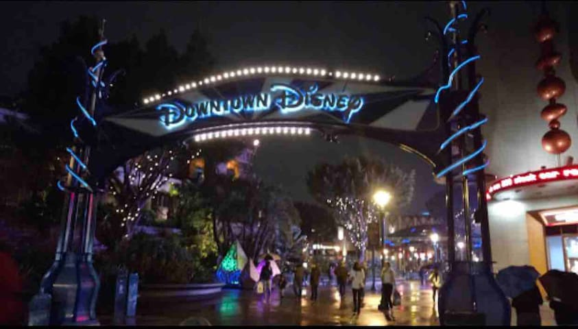 Disneyland- Convention-California Attractions.