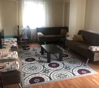 乾淨舒適的公寓位於市中心