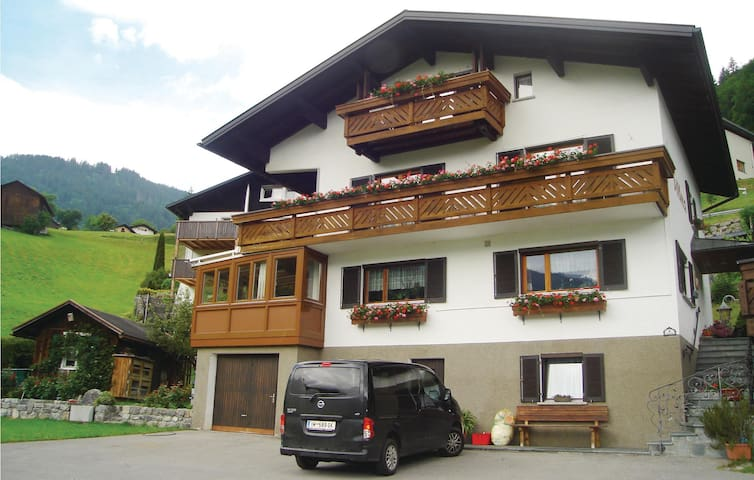 Holiday apartment with 2 bedrooms on 50 m² in Tschagguns