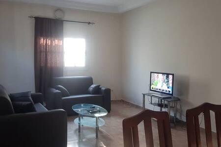 Appartement meublé à louer, Lomé - quartier Ségbé