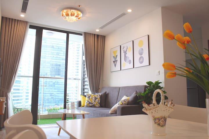 ⭐️Fairy House - 2br luxury apt - 한국의 마을⭐️