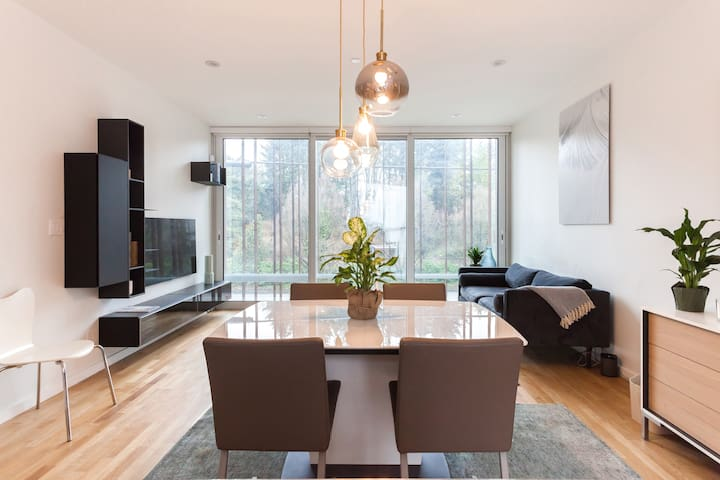 Contemporary Townhouse in Fairview