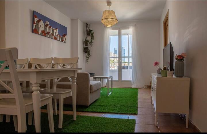 Confortable alojamiento en Madrid