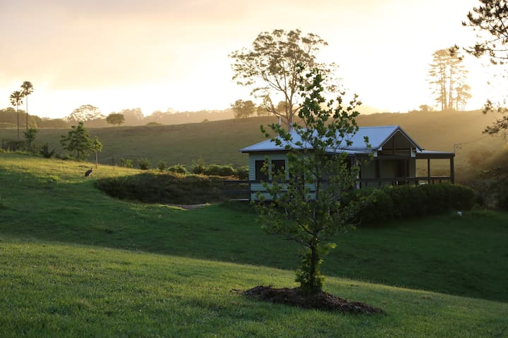 """Little House"" your own secluded private cottage - Elands - Natuur/eco-lodge"
