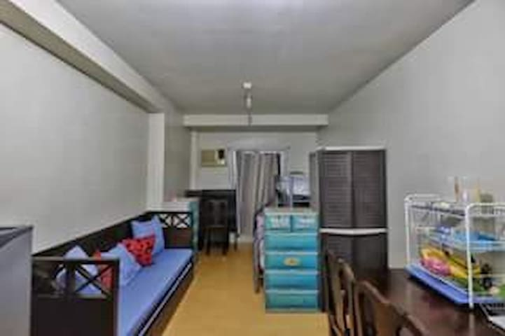 Affordable and secured flat - Manila - Ortak mülk