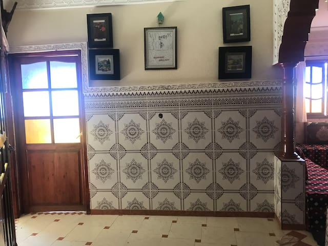 Moroccan and berber Style Apartment for Rent