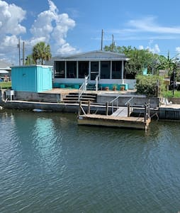 Ryan's Boat House Gulf Access