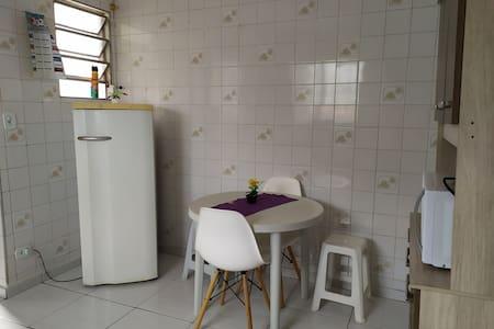 Excelente apartamento aconchegante em mongagua.
