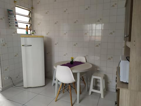 Excellent cozy apartment in mongagua.