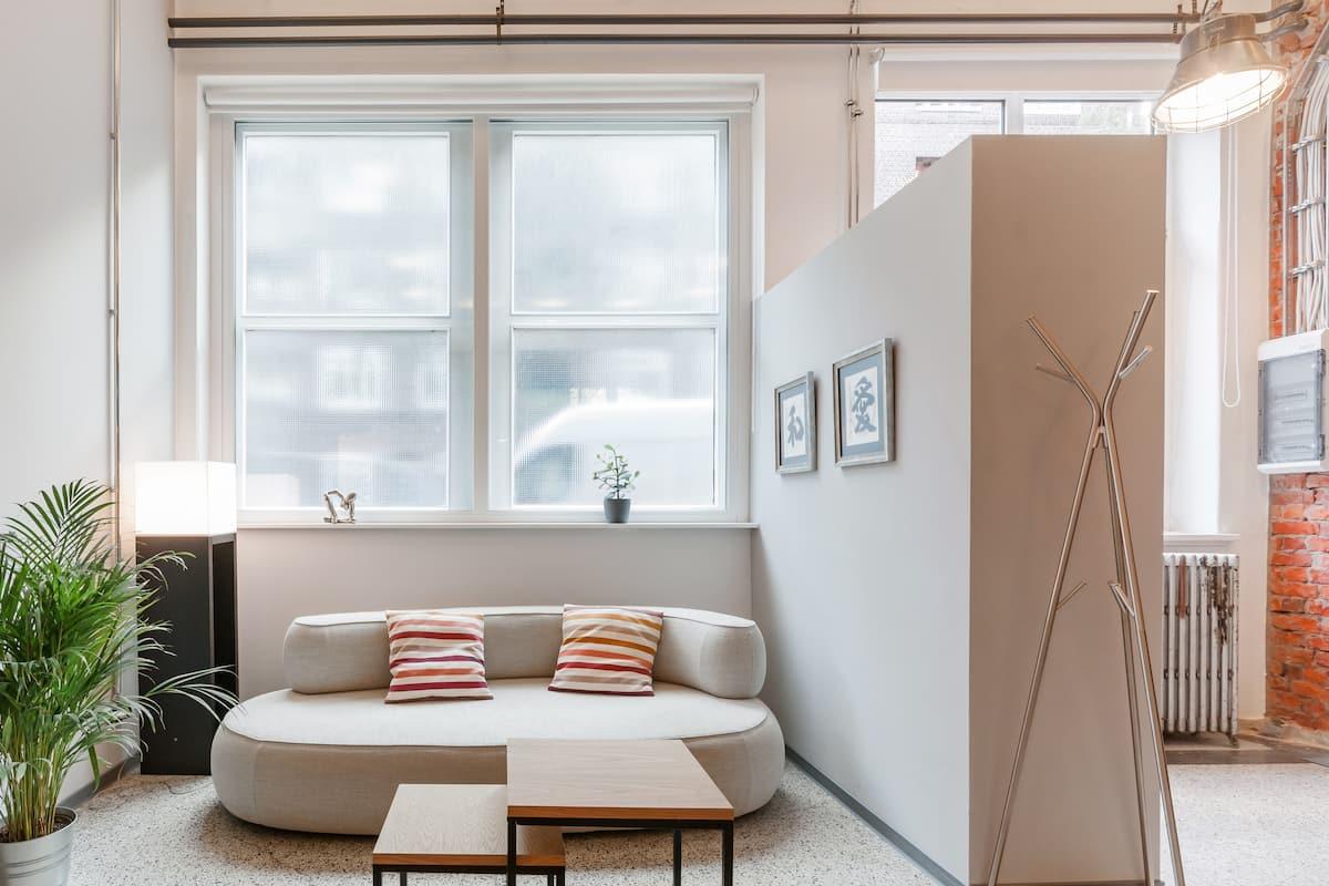 Elegantes Brooklyn-Style-Loft im Herzen Hamburgs