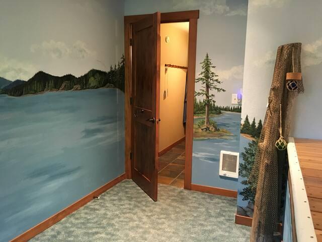 Dock Themed Room