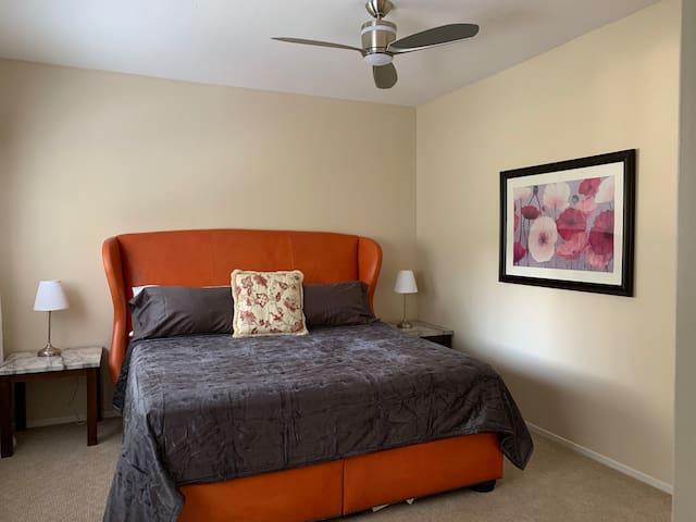 Master Bedroom- Ceiling fan