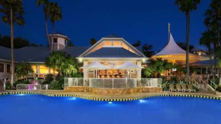 Marriott Cypress Harbour 2bd ❤️ Monday check-in