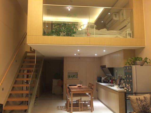 L&P's Beautiful Loft - 北京市 - Loteng Studio