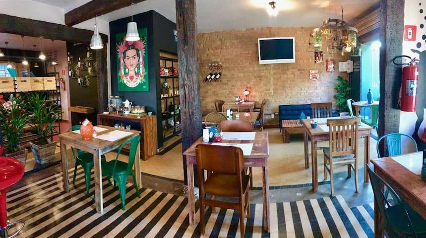 Casa Alma Zen - Hostel Boutique - Ubatuba/SP