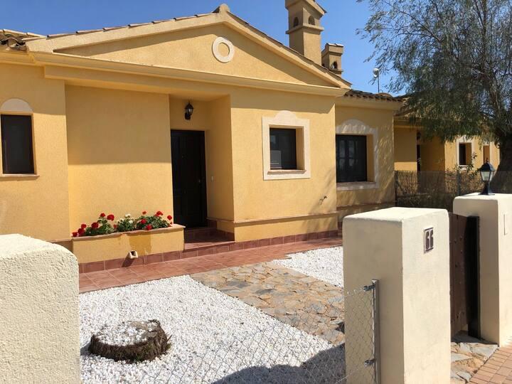HL 021  1 bedroom villa on HDA Golf Resort