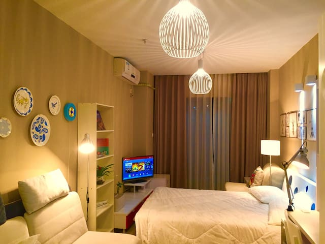 尚.简 精品公寓#2@中国.珠海 - Zhuhai - Apartment