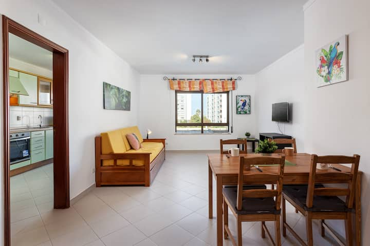 Amorya Apt! Comfort & Restful place in Faro city