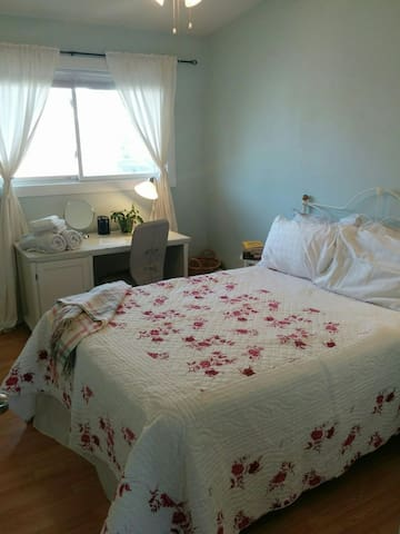 Comfy room in the heart of Niagara - Saint Catharines - Ház
