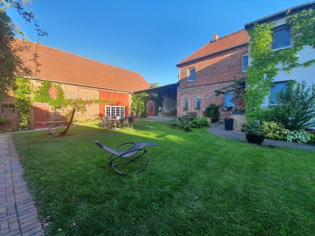 Spreewaldhof für Fam. und Naturliebhaber - Whg. 2