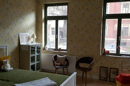 new luxurious furnished apartment, city center - Halle (Saale) - Lägenhet