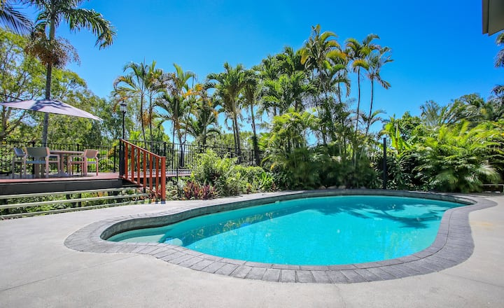 Rain-forest House Cairns